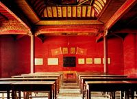 assembly hall wenchang